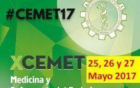 El Dr. Luis Reinoso Presidente de la AEEMT habla sobre el inminente XCEMET