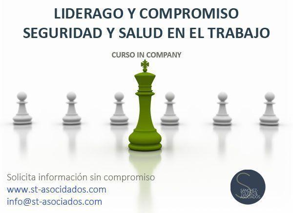 Curso In Company: Liderazgo y Compromiso en Seguridad y Salud en el Trabajo