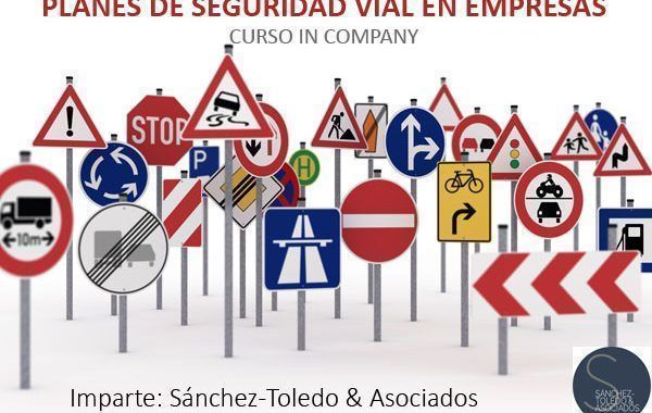 Curso In Company: Realización de Planes de Seguridad Vial en la Empresa