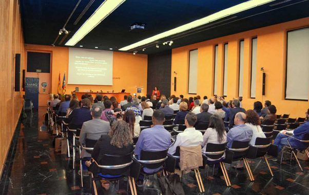 Alicante punto de encuentro para las organizaciones saludables
