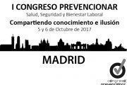 Congreso Prevencionar: Programa día 5 de Octubre (descargable)