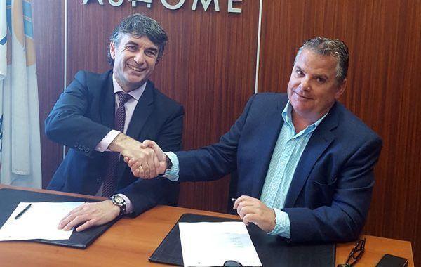 Mutua Balear y ASHOME firman un acuerdo de colaboración