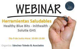 Webinar Saludable: Herramientas Saludables