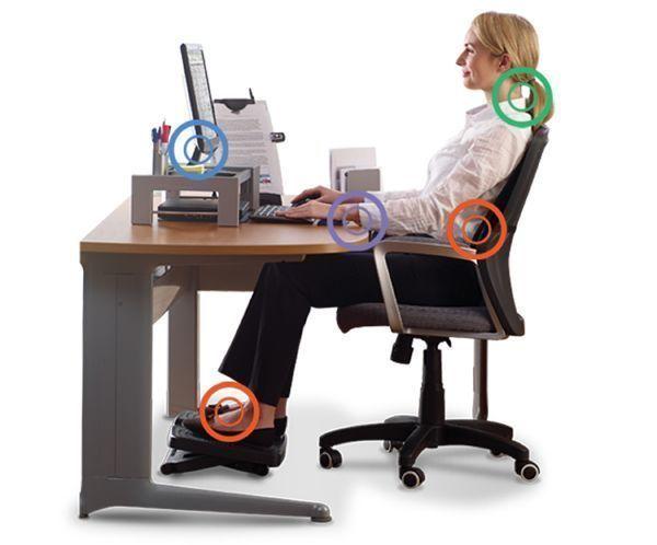 C Mo Cuidar Tu Postura Trabajando Con El Ordenador