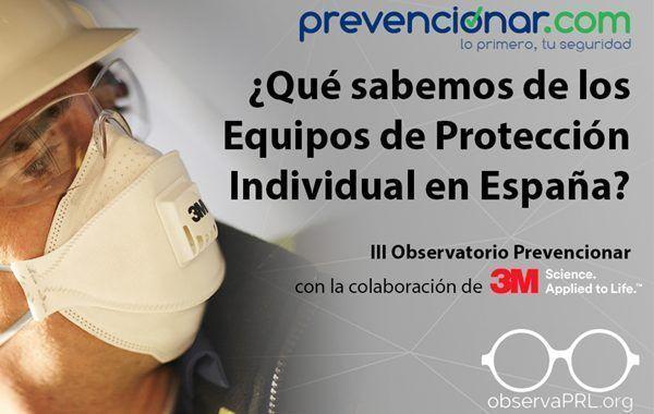 ¿Qué sabemos de los Equipos de Protección Individual en España?