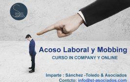 Curso In Company: Acoso Laboral y Mobbing