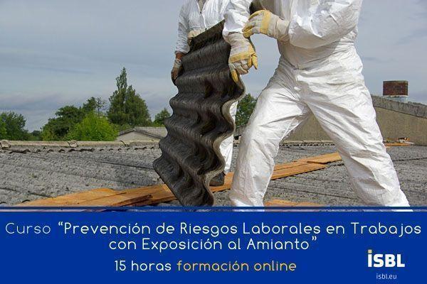 Curso OnLine: PRL en Trabajos con Exposicion al Amianto