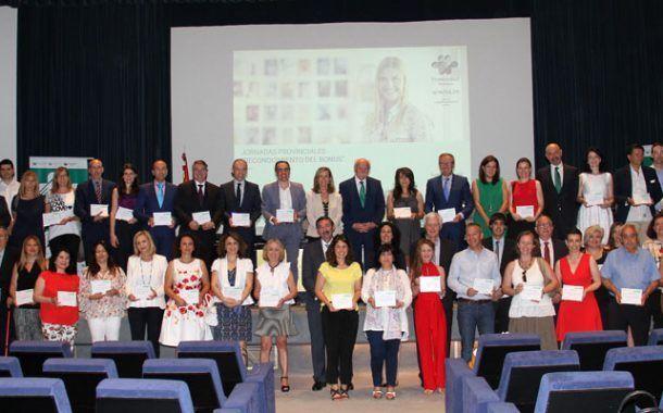 Fraternidad-Muprespa entrega a empresas de Madrid los diplomas Bonus