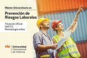 Máster Universitario en Prevención de Riesgos Laborales - 100% OnLine - Últimas Plazas
