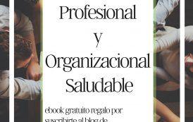 """Nuevo ebook """"Excelencia Profesional y Organizacional Saludable"""""""