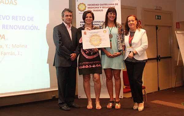 """La SCMST premia a Fraternidad-Muprespa por el libro """"Envejecimiento Activo"""""""