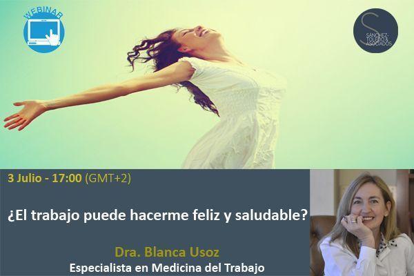 Webinar: ¿El trabajo puede hacerme feliz y saludable?