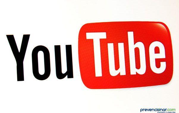 Prevencionar en YouTube