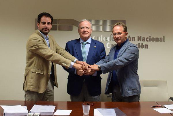 Firmado el VI Convenio General del Sector de la Construcción