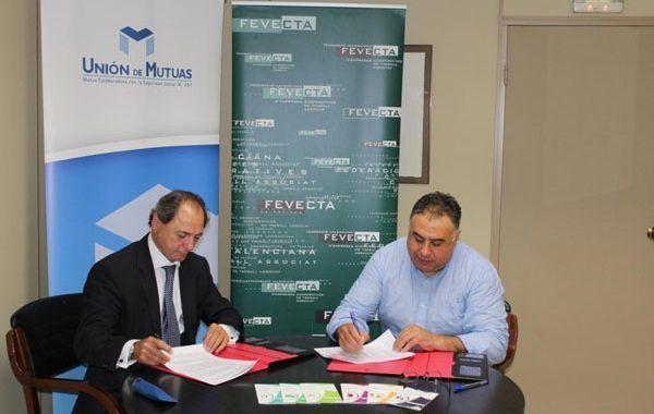 FEVECTA y Unión de Mutuas refuerzan su colaboración