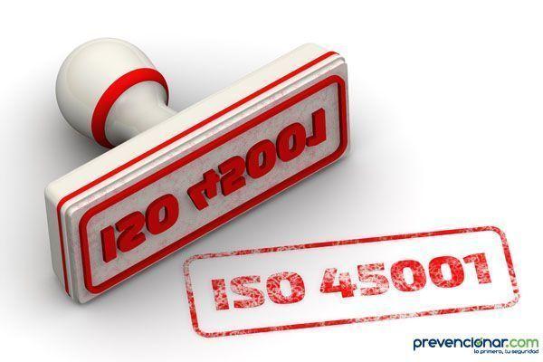 Cursos ISO 45001: 2018: Sevilla - Oviedo - Barcelona - Valencia - Últimas Plazas