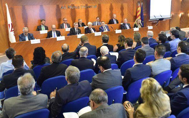 Mutua Universal aportará a la Seguridad Social 56,7 millones de euros, contribuyendo al sostenimiento del sistema