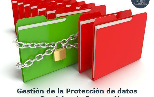 Curso In Company: Gestión de la Protección de datos en Servicios de Prevención