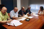 El Gobierno de Aragón y los agentes sociales renuevan su colaboración contra los riesgos laborales