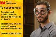 Participa en el I Observatorio de Equipos de Protección de España