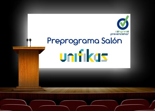 Congreso Prevencionar: Programa Salón UNIFIKAS