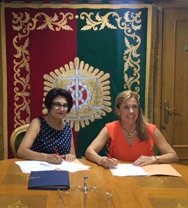El COGSA y ESOC Prevención firman un convenio de colaboración