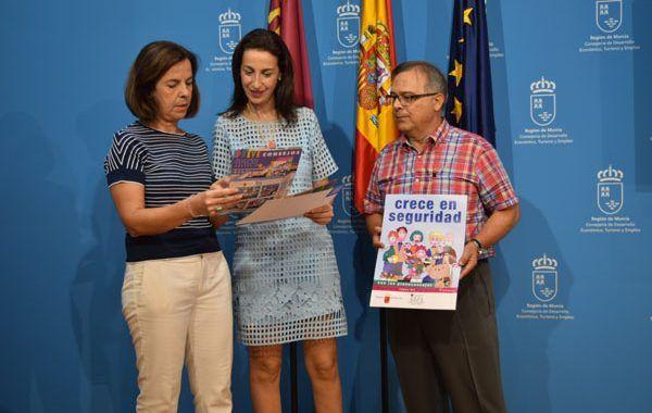 Murcia forma a 3.000 alumnos en prevención de riesgos laborales