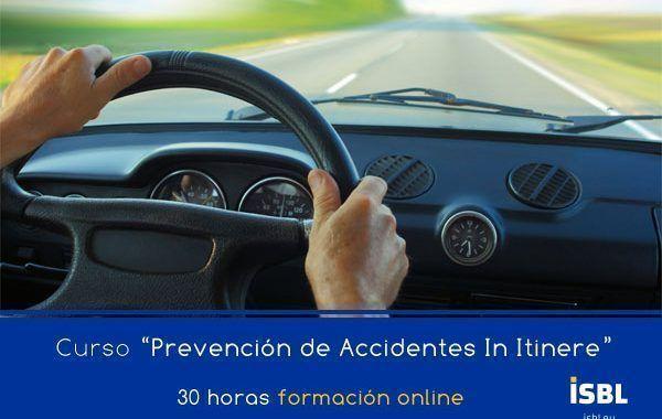 Curso OnLine: Prevención de Accidentes In Itinere