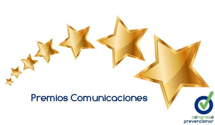Premios para las 3 mejores comunicaciones del Congreso Prevencionar