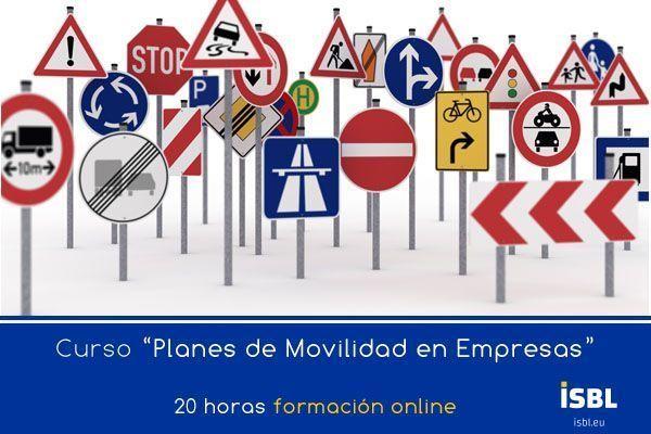 Curso OnLine: Realización de Planes de Movilidad de Empresas