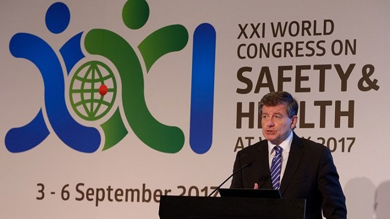 Instan a crear una coalición mundial sobre seguridad y salud en el trabajo