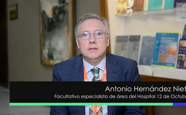 Entrevista a Antonio Hernández Nieto en el Congreso Prevencionar 2017