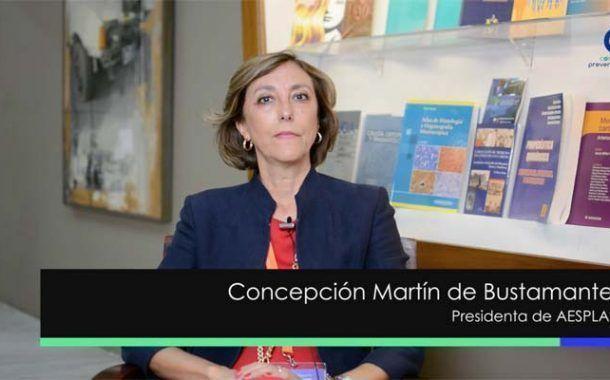 Entrevista a Concepción Martín de Bustamante en el Congreso Prevencionar 2017