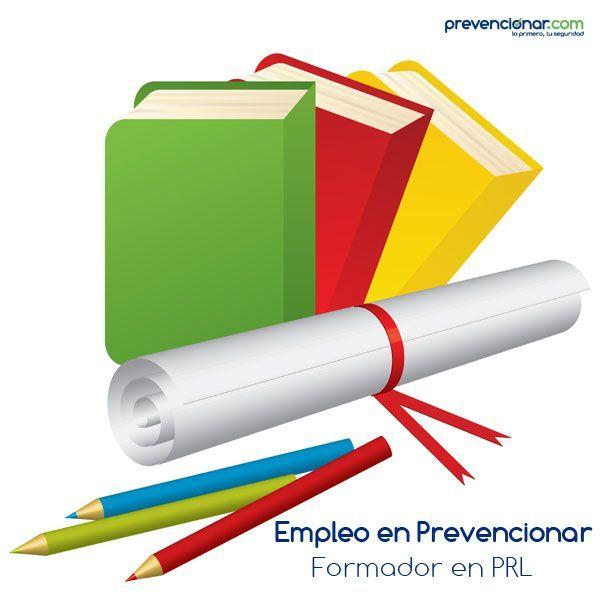 Oferta de Empleo: Formadores en PRL