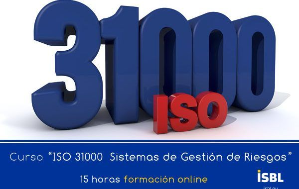 Curso OnLine: Sistemas de gestión de riesgos. ISO 31000