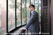 Sergio Muñoz, la felicidad en la empresa como objetivo de un responsable del Servicio de Prevención