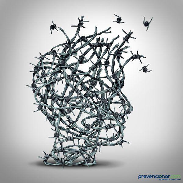 ¿ Es una crisis de ansiedad un accidente laboral ?
