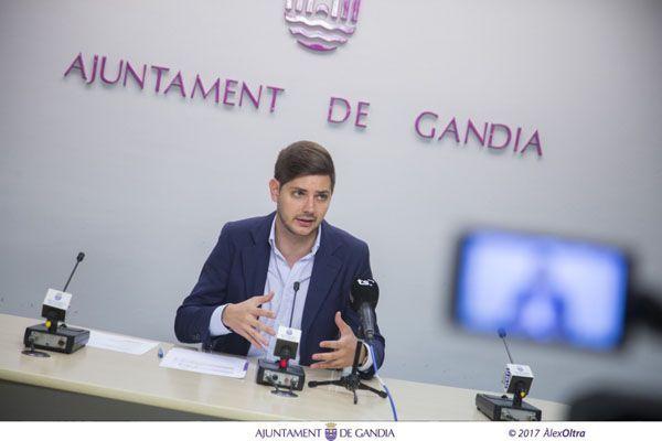 El Ayuntamiento de Gandia contará por primera vez con un servicio propio de Prevención de Riesgos Laborales