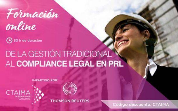 Ctaima se incorpora a la oferta formativa de Thomson Reuters