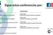 Congreso Prevencionar: Sigues estas conferencias por Facebook Live