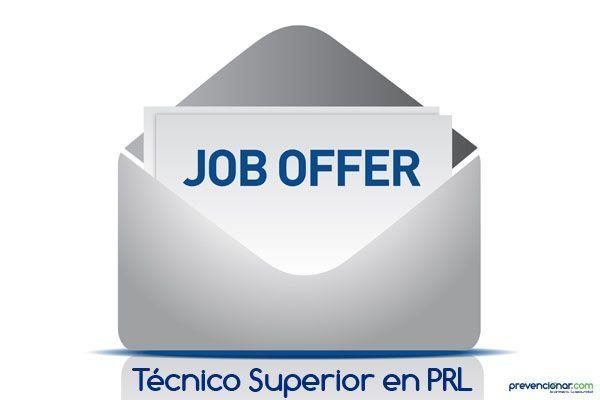 Empleo en Prevencionar: Técnico de Prevención #Barcelona