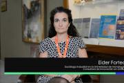 Entrevista a Eider Fortea en el Congreso Prevencionar