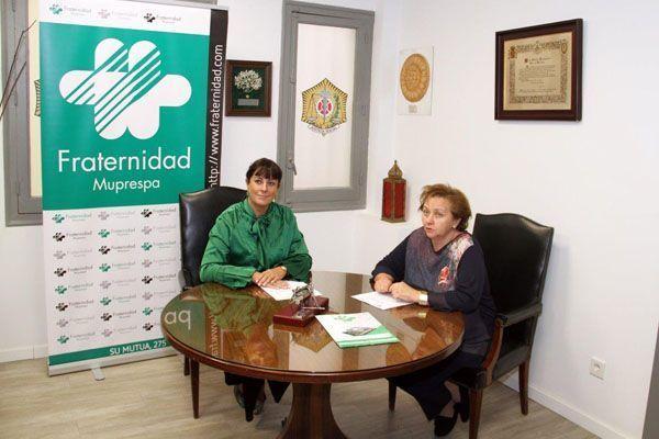 El Colegio de Graduados Sociales de Madrid firma un convenio de colaboración con Fraternidad-Muprespa
