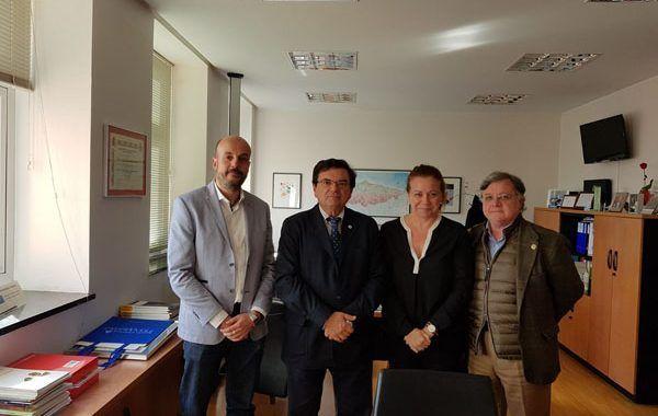El CGPSST firma un convenido de colaboración con el IAPRL