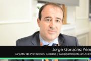 Entrevista Jorge Gonzalez en el Congreso Prevencionar