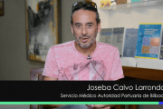 Entrevista a Joseba Calvo Larrondo en el Congreso Prevencionar