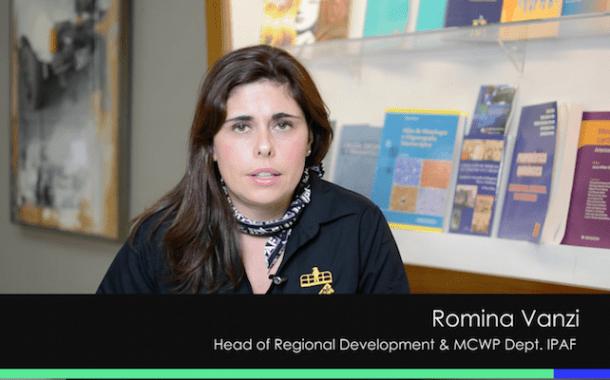 Entrevista a Romina Vanzi en el Congreso Prevencionar