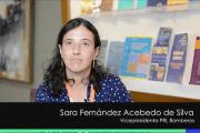 Entrevista a Sara Fernandez en el Congreso Prevencionar