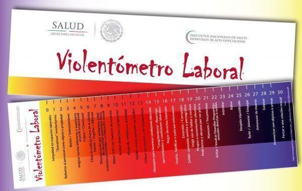 Descarga: Violentómetro laboral