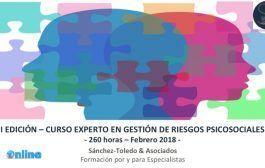 I Edición Curso Experto en Gestión de Riesgos Psicosociales – 2018